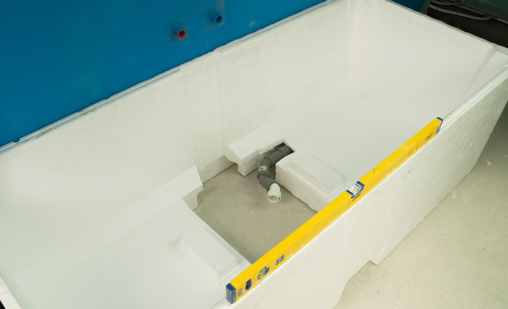 Häufig Bad renovieren   selbst.de UV17