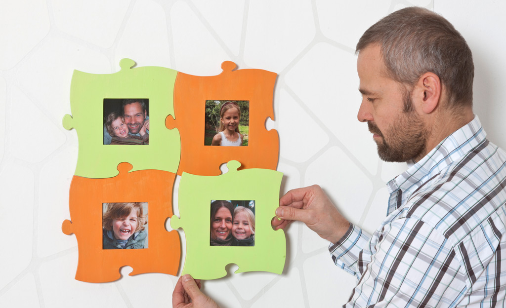 Kinderzimmer-Bilderrahmen   selbst.de