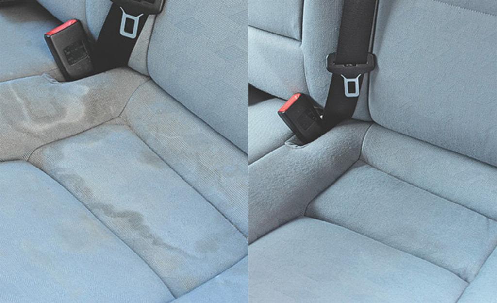 Hervorragend Autositze reinigen | selbst.de AG83