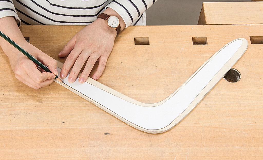 boomerang werfen anleitung
