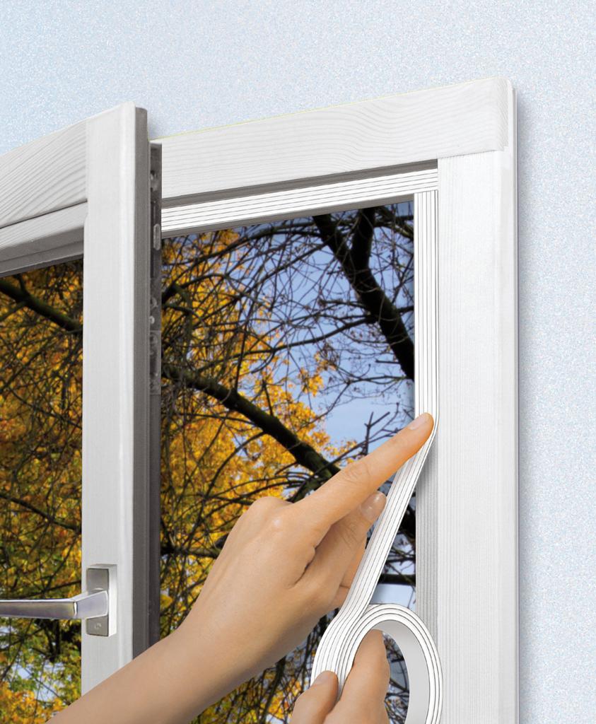 Fensterdichtungen senken Heizkosten