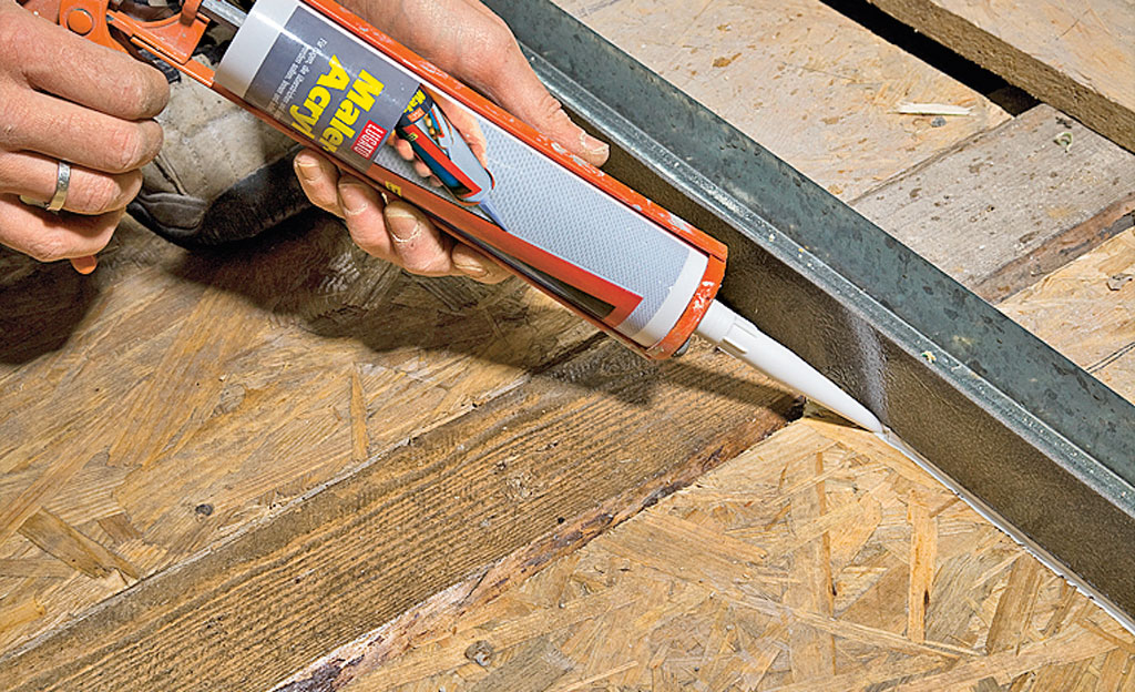 Fußboden Ausgleichen Mit Osb Platten ~ Fußboden ausgleichen selbst
