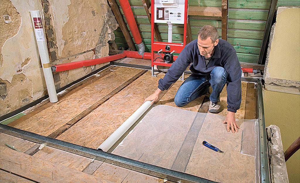 Fußboden Mit Osb Ausgleichen ~ Fußboden ausgleichen selbst