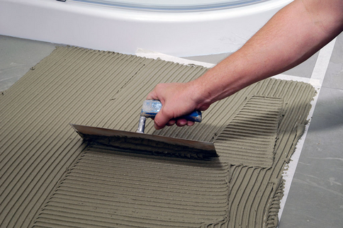 fliesenkleber fu bodenheizung. Black Bedroom Furniture Sets. Home Design Ideas