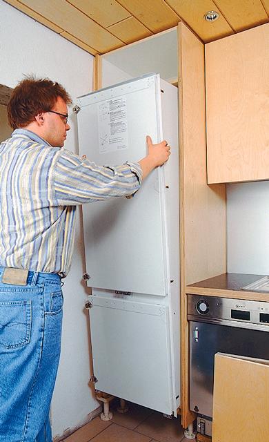 kühlschrank juno dichtung