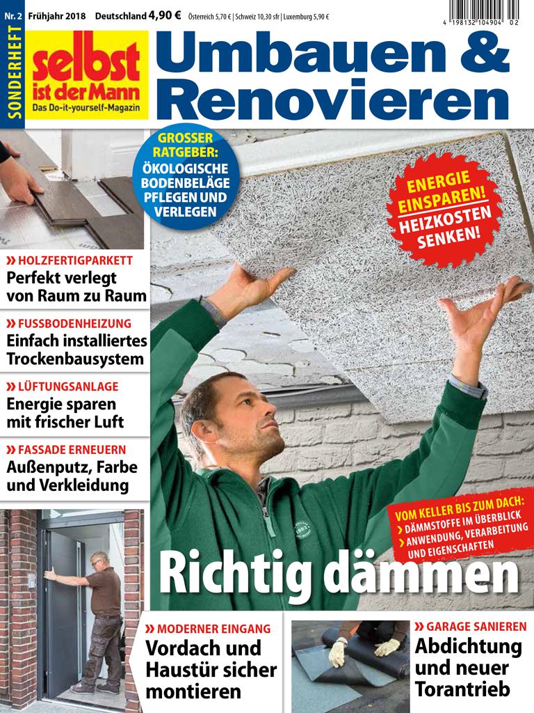 Bau-Sonderheft 02/2018