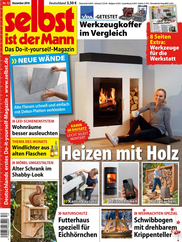 aktuelles heft: selbst ist der mann | selbst.de