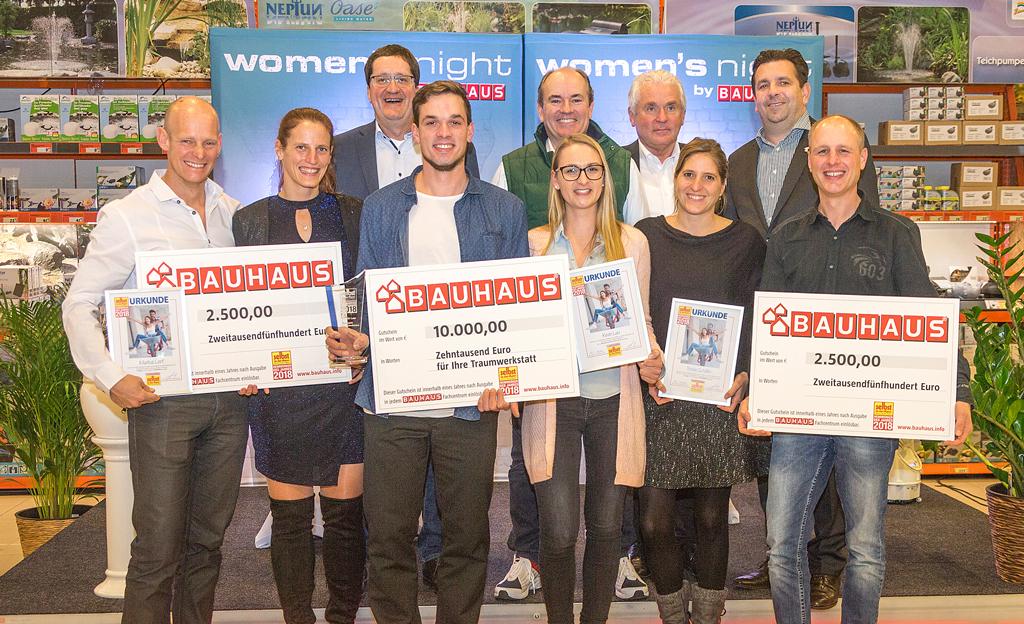 Heimwerker des Jahres 2018 Gewinner