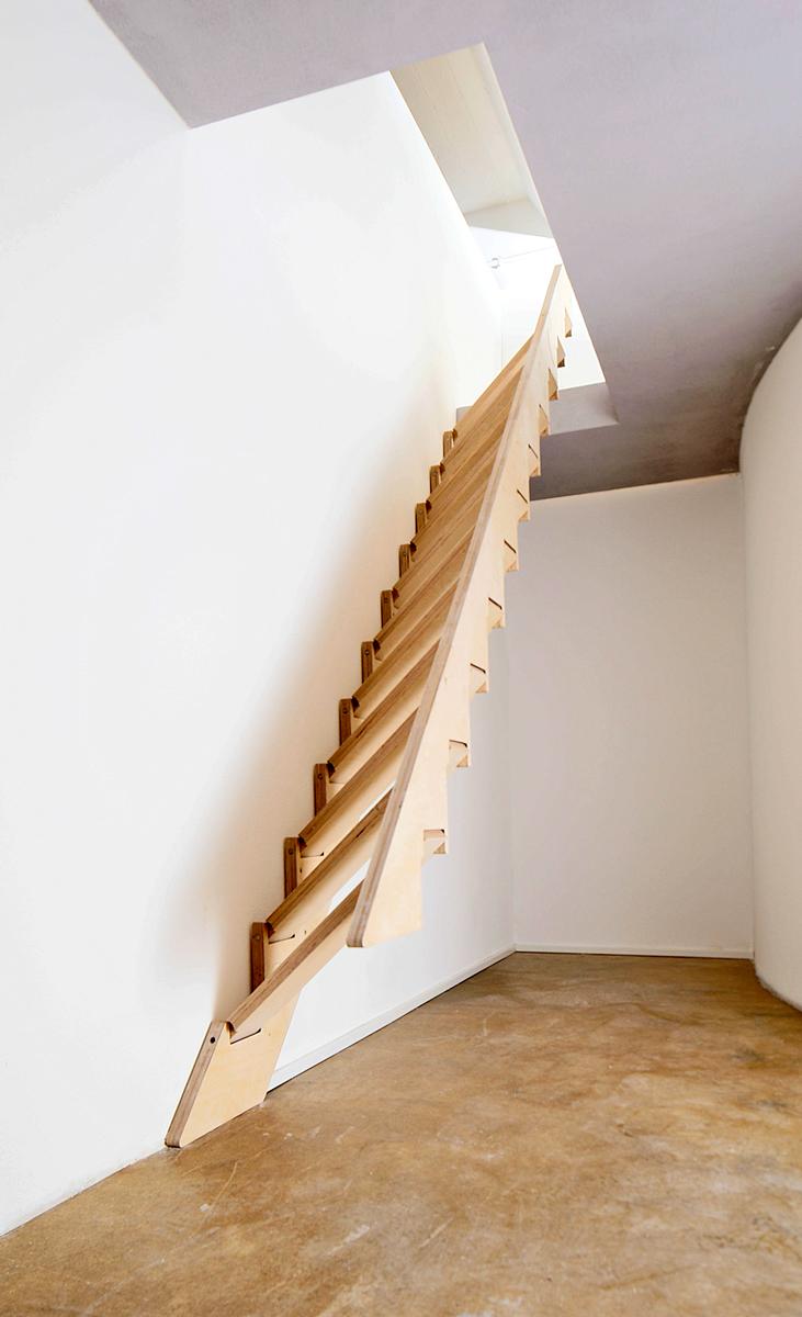 klappbare treppe