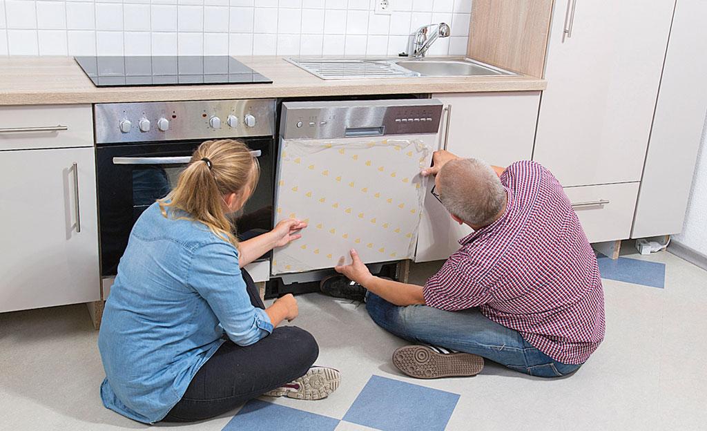 Kühlschrank Nach Aufbau Stehen Lassen : Küchenaufbau