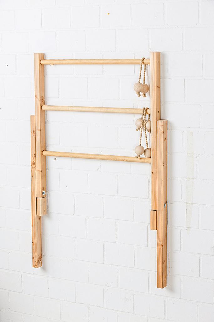 Leitergolf selber bauen