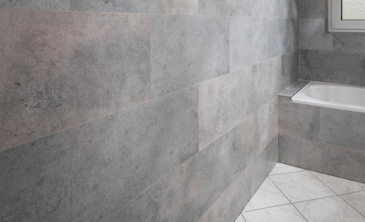 Mineralischer Wand  & Bodenbelag   selbst.de