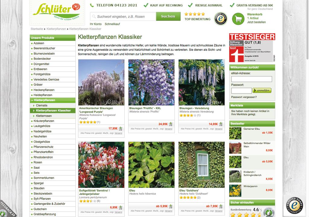 Pflanzen Online Kaufen Selbstde