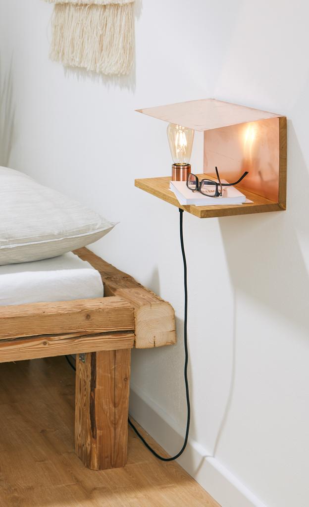 Beliebt Retro-Nachttisch | selbst.de SV15