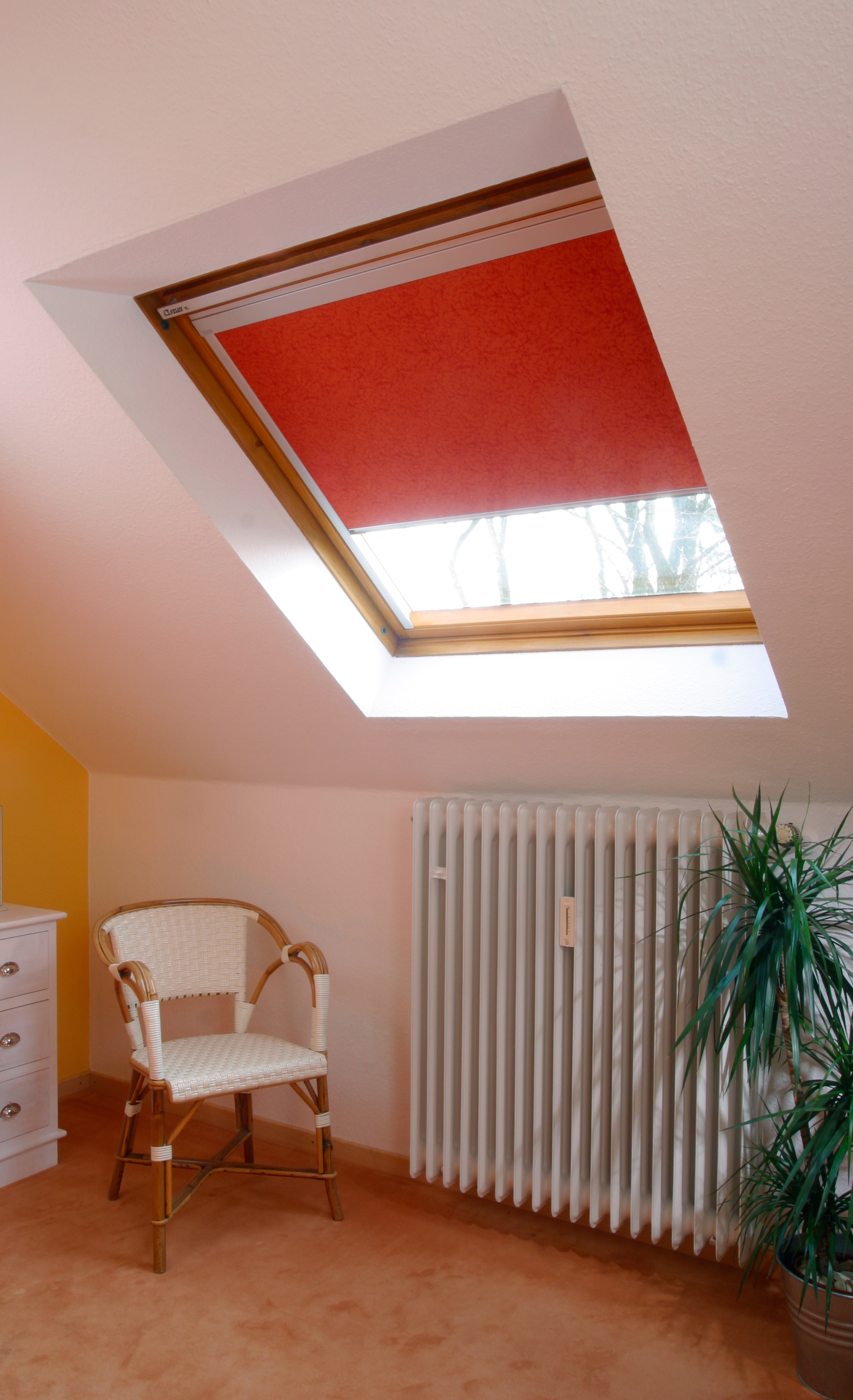 Velux dachfenster rollo reparieren velux integra fr with for Fenster reparieren