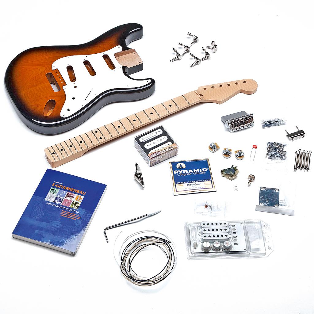 Gitarre Selber Bauen : e gitarre selber bauen hobby freizeit ~ Watch28wear.com Haus und Dekorationen