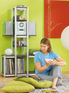 hifi rack selber bauen schr nke regale. Black Bedroom Furniture Sets. Home Design Ideas