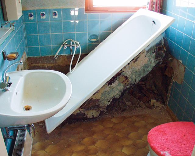 badezimmer selber renovieren – topby, Badezimmer