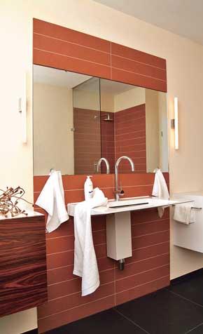Wand verputzen - Badezimmer selbst renovieren ...