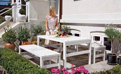 balkonm bel garten balkon. Black Bedroom Furniture Sets. Home Design Ideas
