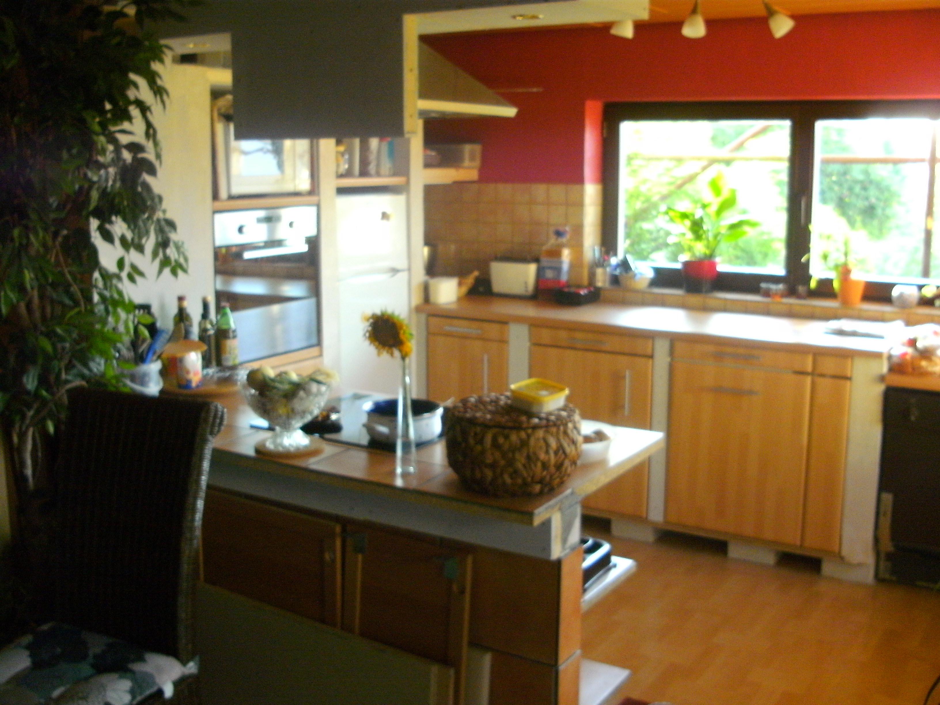Küche selber bauen ytong  Küche aus Ytong | selbst.de