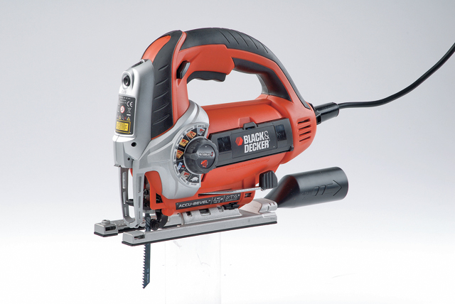 Stichsäge BLACK & DECKER KS 950 SL