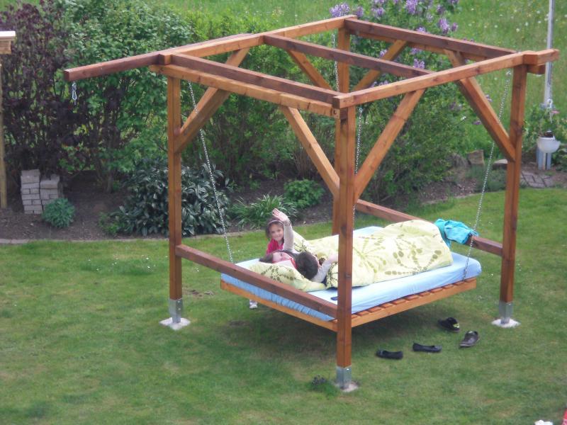 garten bett selber bauen | möbelideen, Garten Ideen