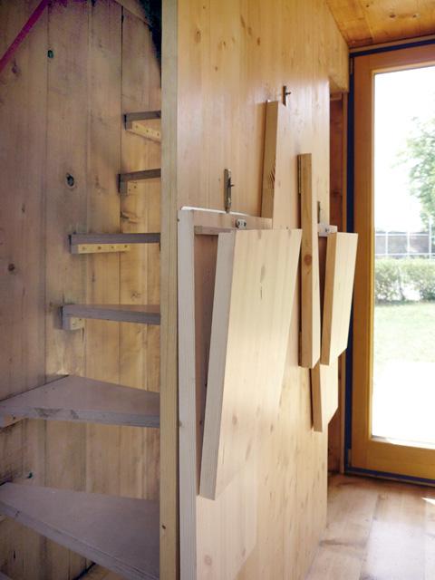 homebox1 wohnturm aus holz neubau planung. Black Bedroom Furniture Sets. Home Design Ideas