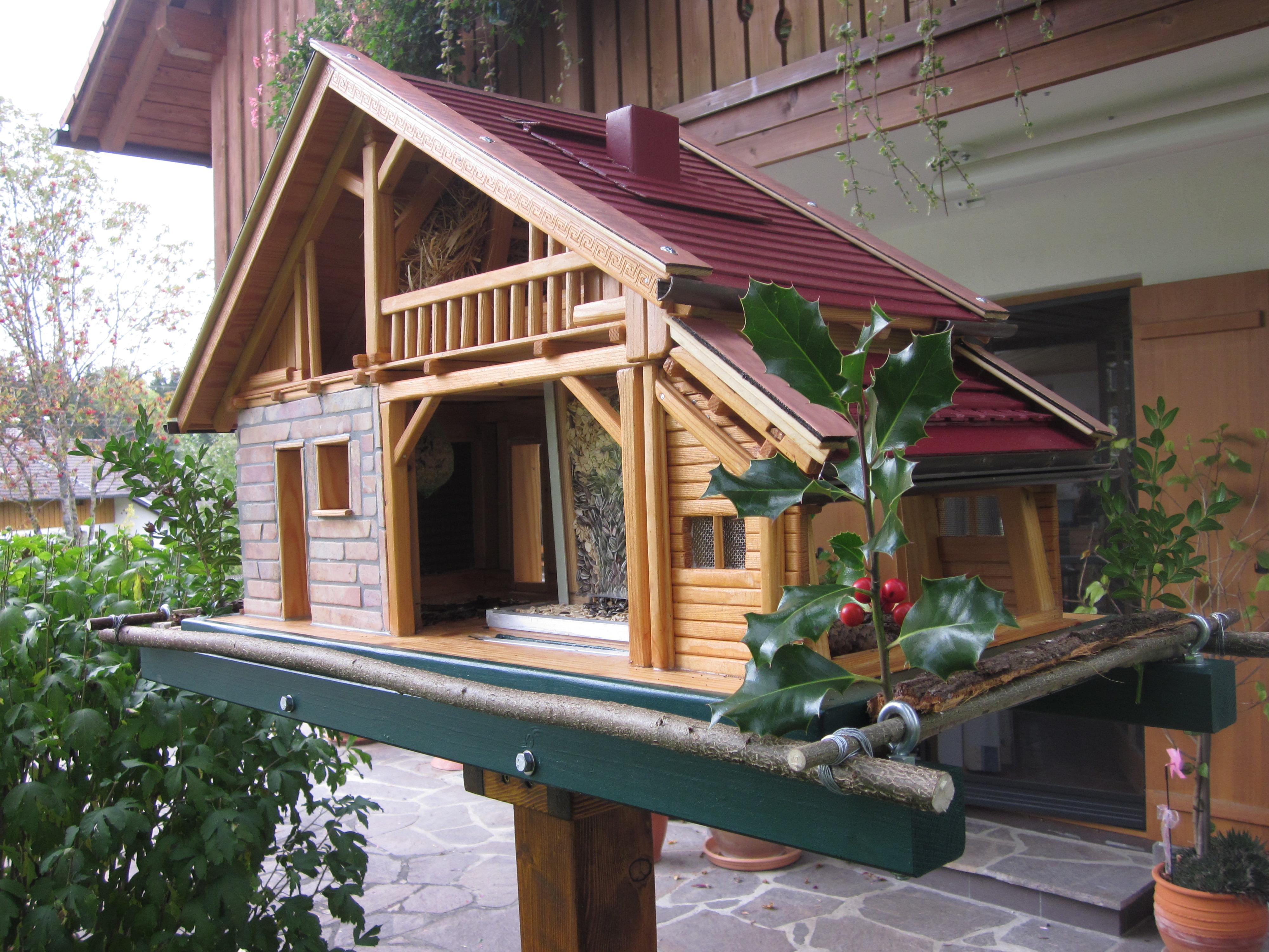 Vogelhaus Bild 3
