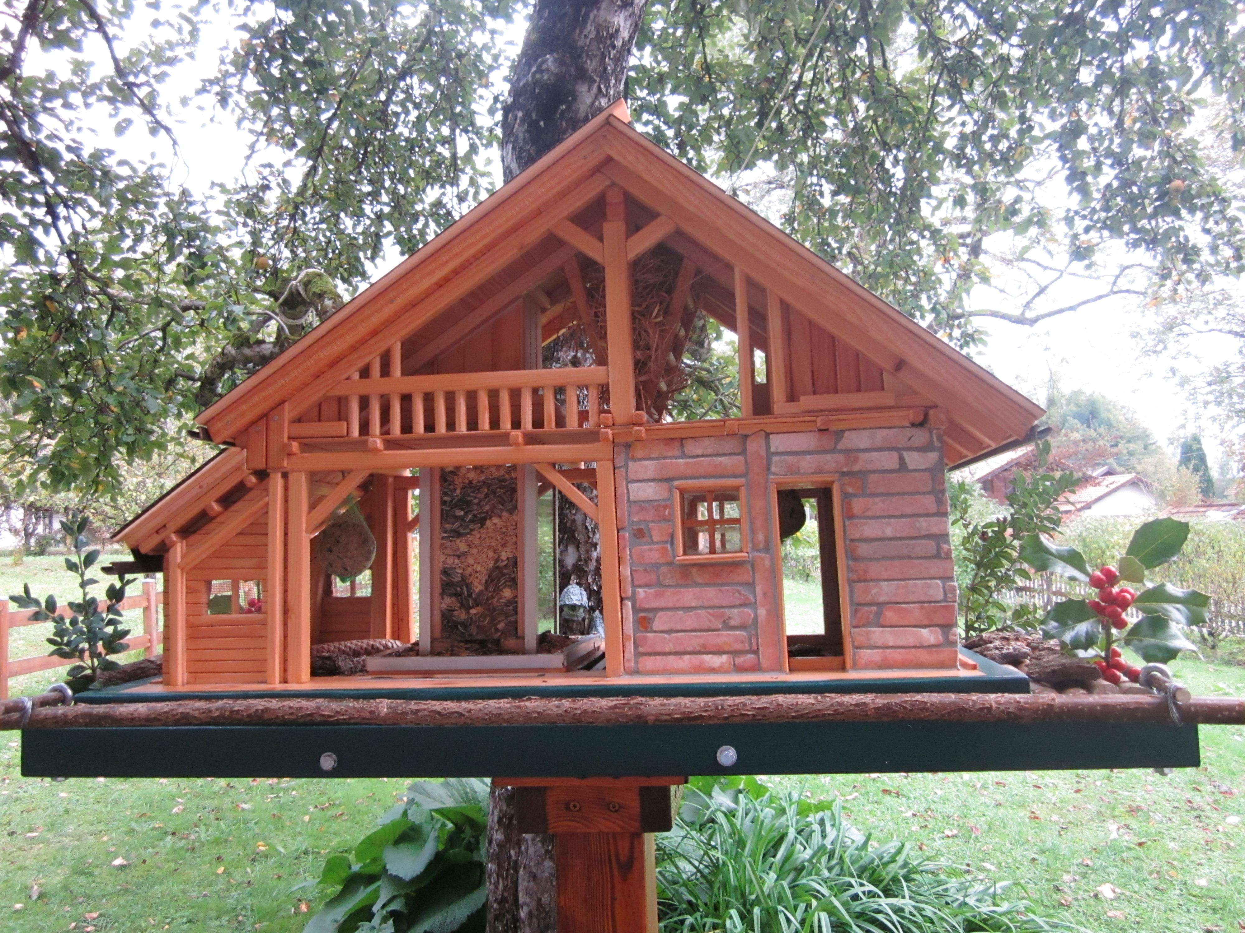 Vogelhaus Bild 6