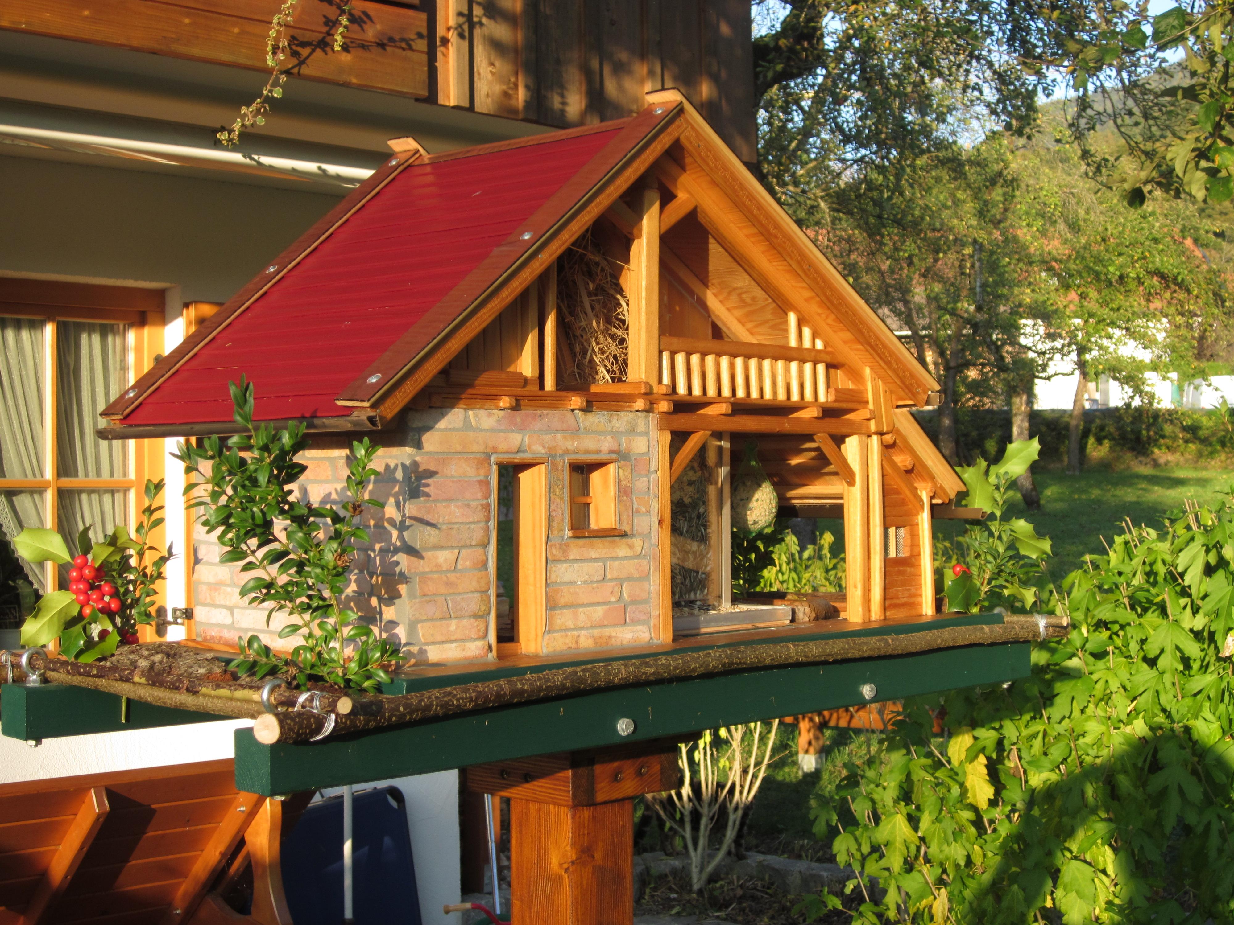 Vogelhaus Bild 2
