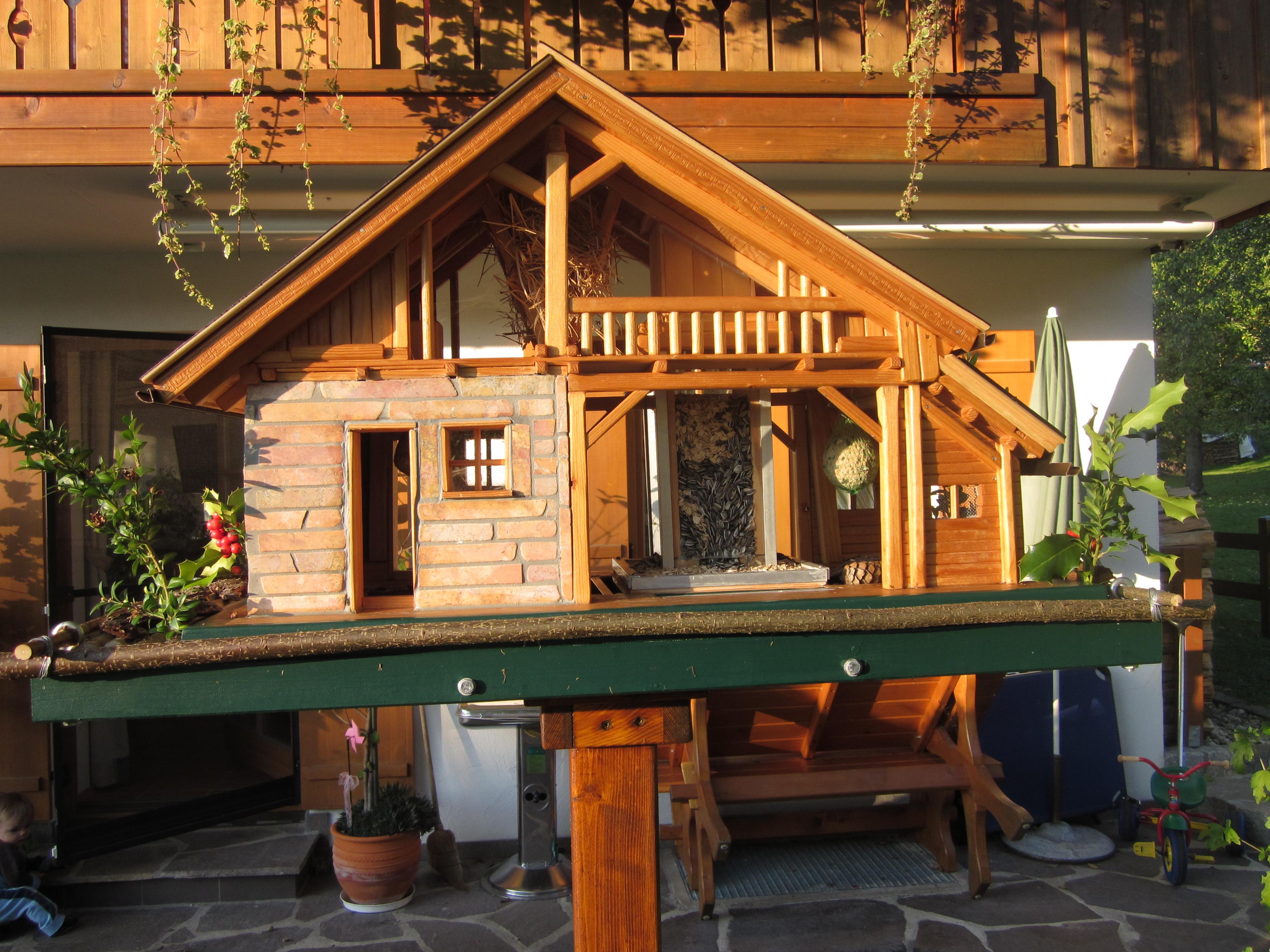 Vogelhaus Bild 4