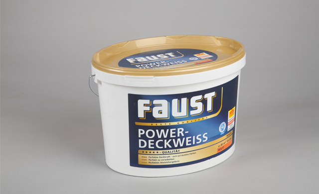 Faust Power-Deckweiss