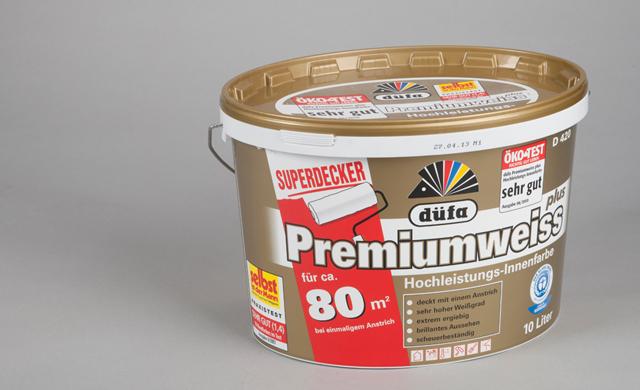 Düfa Premiumweiss