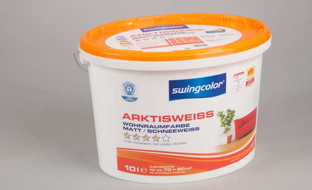 Swingcolor Arktisweiss