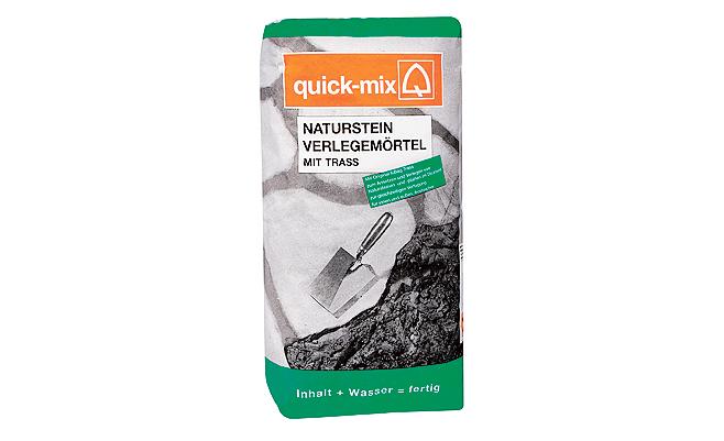 QUICK-MIX / Naturstein-Fugenmörtel
