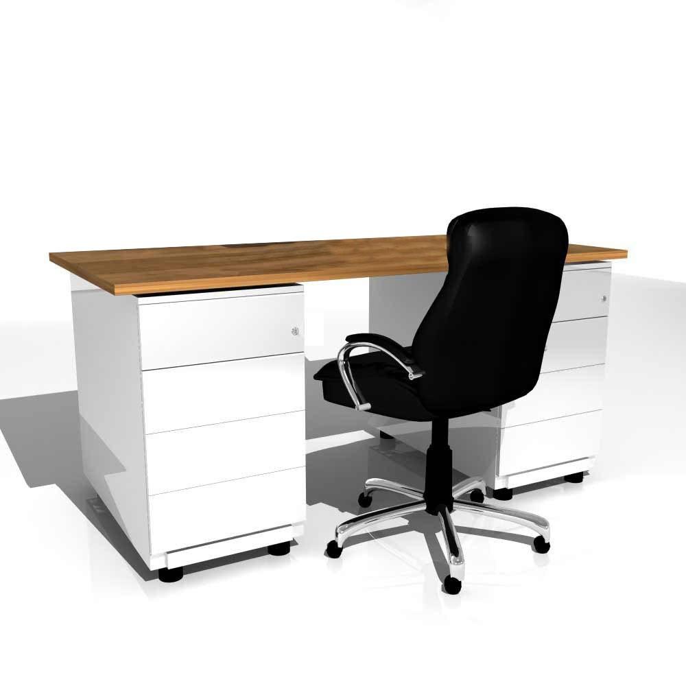 Schreibtisch selber bauen  Schreibtisch selber bauen   selbst.de