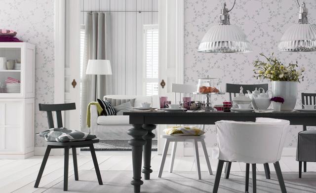 tapeten trends dekorieren. Black Bedroom Furniture Sets. Home Design Ideas