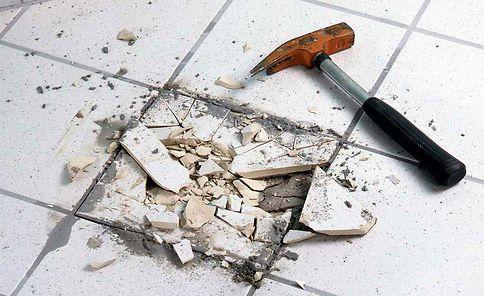 10 tipps f r reparaturen tipps wissen - Fliesen locher reparieren ...