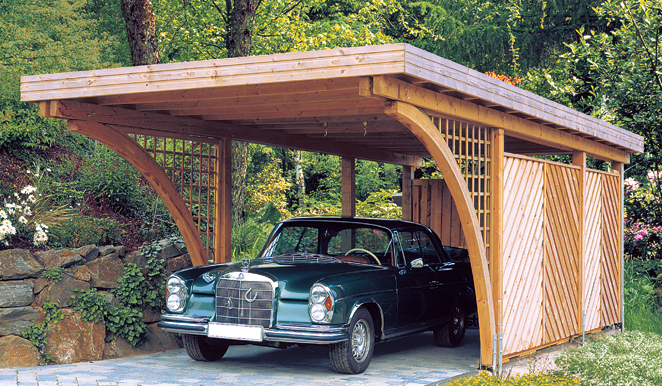 carport carport einfahrt. Black Bedroom Furniture Sets. Home Design Ideas