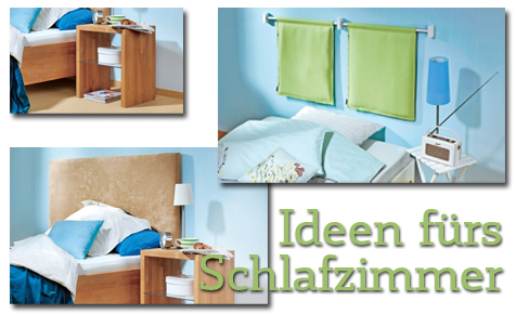 schlafzimmer dekoration selber machen decoraiton. Black Bedroom Furniture Sets. Home Design Ideas