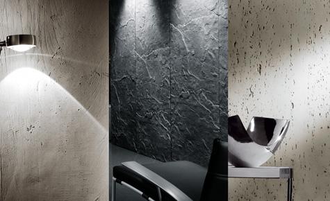 naturstein auf mustertapeten | dekorieren | selbst.de - Dekorieren Mit Tapete