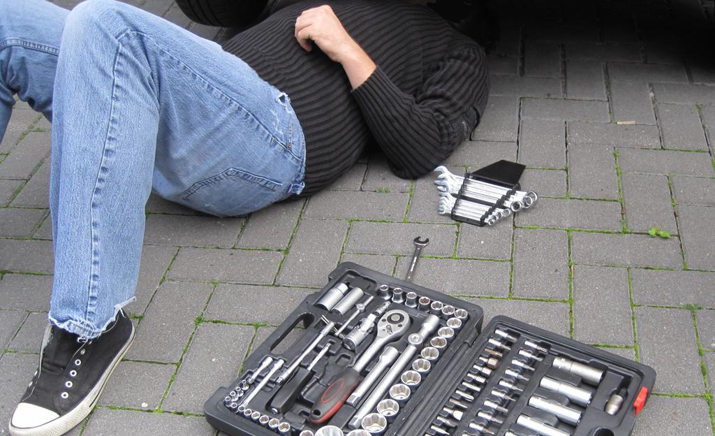 Tuning: Selbst am Auto schrauben