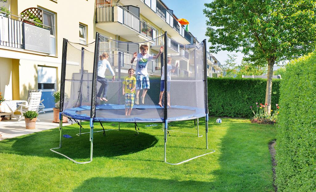 Hervorragend Baugenehmigung Spielturm | selbst.de IN97