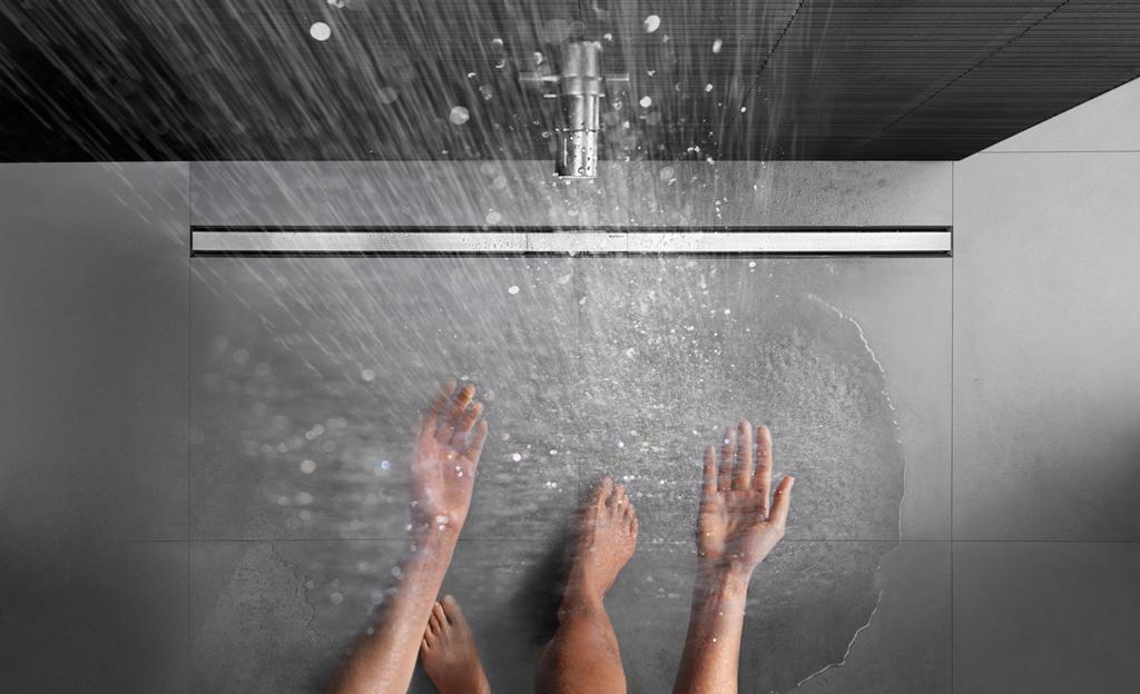 abdichten von begebaren duschen