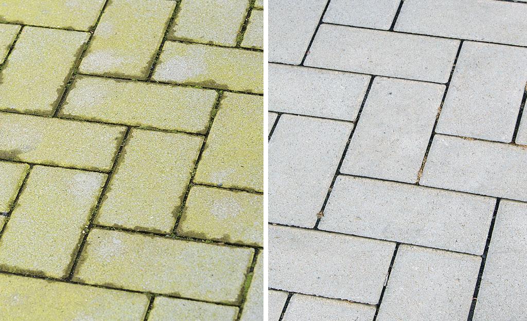 grünspan entfernen | terrasse & balkon | selbst.de,