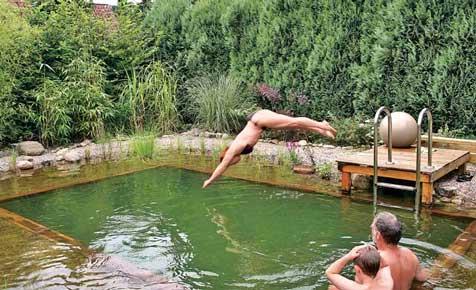 schwimmteich anlegen | selbst.de, Gartengestaltung