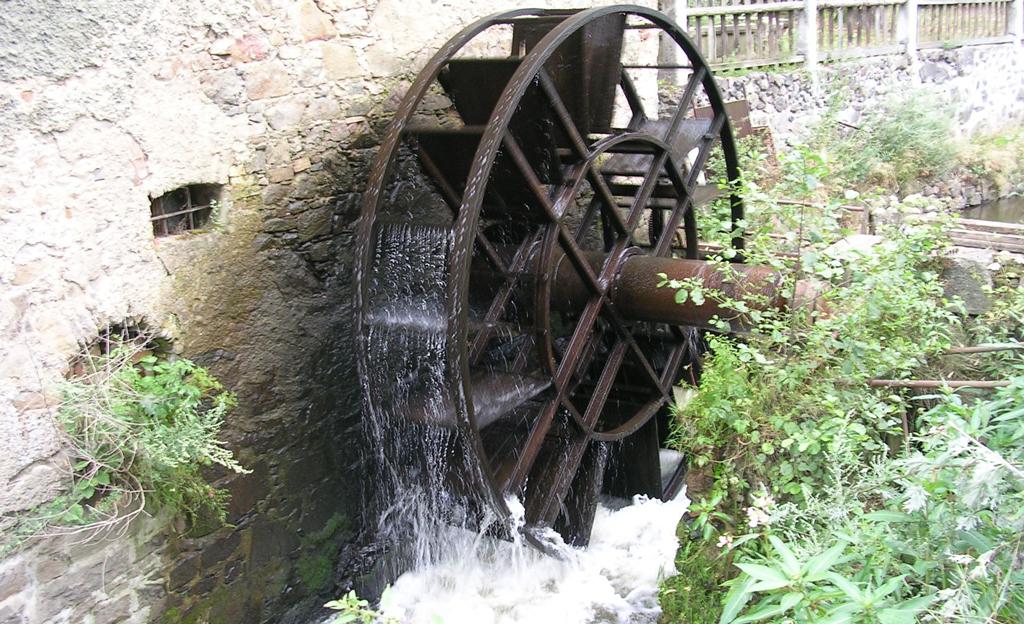 Wassermühlen   selbst.de
