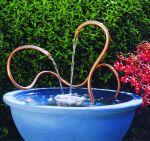 Wasserspeier selbst bauen