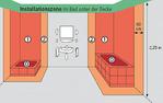 praxis tipp wo verlaufen die stromkabel in der wand kabel leitungen. Black Bedroom Furniture Sets. Home Design Ideas